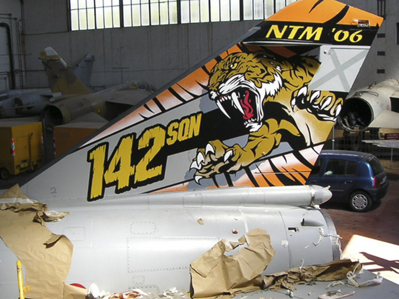 pintura-Mirage-F1-tiger-meet-2006-1